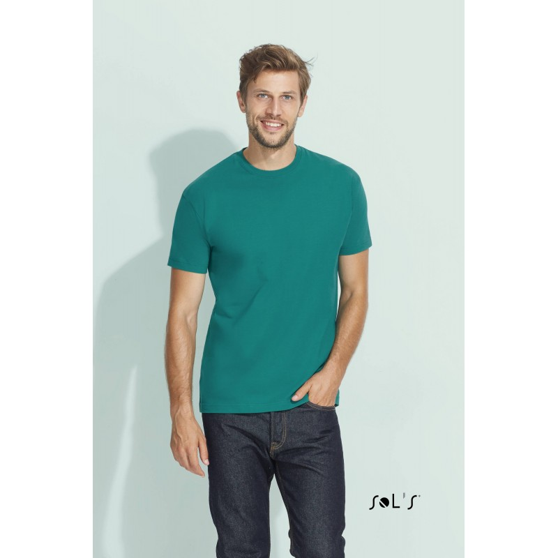 T shirt imperial sol 39 s marquage textile for Sol s t shirt