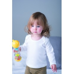 Organic Baby Envelope Long Sleeve T