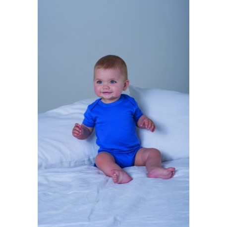 Organic Baby Short Sleeve Bodysuit