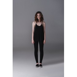 "Tencel® ""Black Label"" Strap Vest"