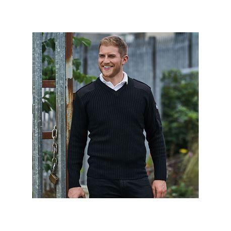 Pro Security Sweater