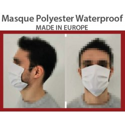 Masque polyester Waterproof