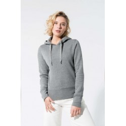 Sweat Kariban femme coton bio/poly (no label)