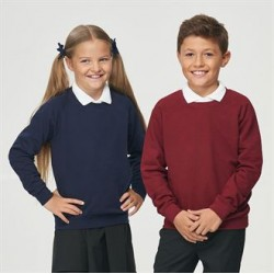 sweat Academy col rond enfant
