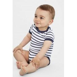 T-shirt marinière bébé