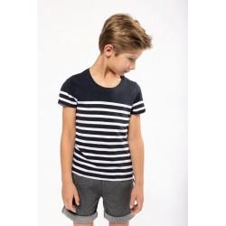 t-shirt marin bio enfant