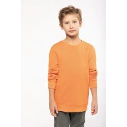 Sweat-shirt écoresponsable enfant